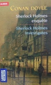 Couverture Sherlock Holmes : Le mystère du Val Boscombe, Les cinq pépins d'orange, La pensionnaire voilée / Sherlock Holmes enquête