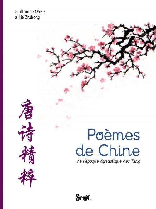 Couverture Poèmes de Chine : De l'époque dynastique des Tang