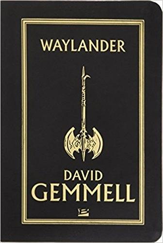 Couverture Waylander, tome 1