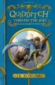 Couverture Le Quidditch à travers les âges Editions Bloomsbury 2017