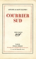 Couverture Courrier sud Editions Gallimard  1967