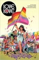 Couverture Love is love Editions IDW Publishing 2017