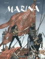 Couverture Marina, tome 3 : Razzias ! Editions Dargaud 2016