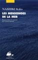 Couverture Les mensonges de la mer Editions Philippe Picquier (Japon) 2017
