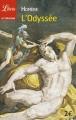 Couverture L'odyssée / Odyssée Editions Librio 2003
