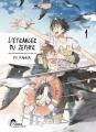 Couverture L'étranger du Zéphyr, tome 1 Editions IDP (Hana) 2016
