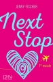 Couverture Next stop, tome 1 : 1re escale Editions 12-21 2017