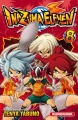 Couverture Inazuma Eleven, tome 08 Editions Kurokawa (Shônen) 2012