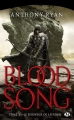 Couverture Blood song, tome 2 : Le seigneur de la tour Editions Milady (Fantasy) 2017