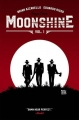 Couverture Moonshine, tome 1 Editions Image Comics 2017