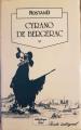 Couverture Cyrano de Bergerac Editions JC Lattès 1988