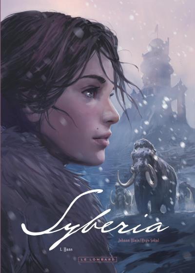 Couverture Syberia, tome 1 : Hans
