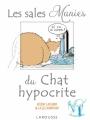 Couverture Les sales manies du chat hypocrite Editions Larousse (Nouveaux classiques) 2017