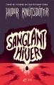 Couverture Sanglant Hiver Editions Thierry Magnier 2017