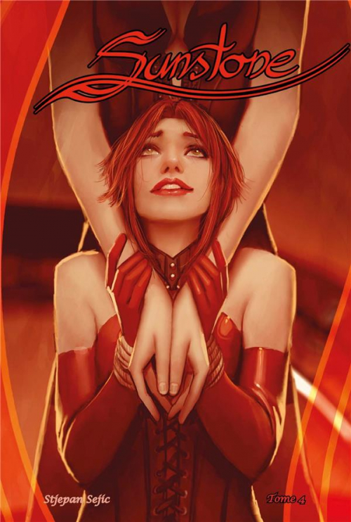 Couverture Sunstone, tome 4