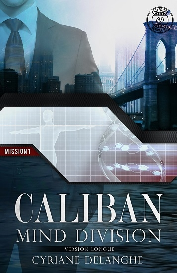 Couverture Mind Division, tome 1 : Caliban
