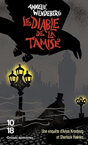 Couverture Le diable de la Tamise