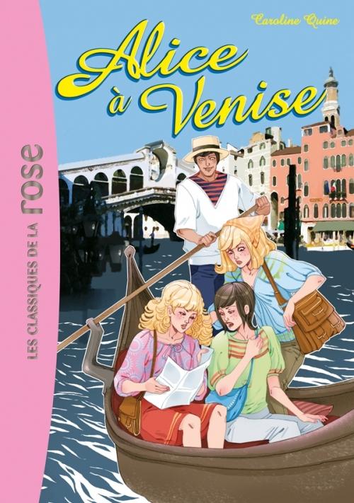 Couverture Alice à Venise