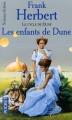 Couverture Le Cycle de Dune (7 tomes), tome 4 : Les Enfants de Dune Editions Pocket (Science-fiction) 1978