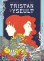 Couverture Tristan & Yseult (BD) Editions Gallimard  (Bande dessinée) 2017