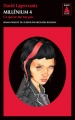 Couverture Millénium, tome 4 : Ce qui ne me tue pas Editions Babel (Noir) 2017