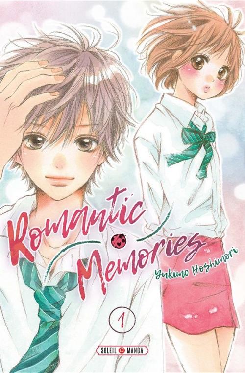 Couverture Romantic memories, tome 1