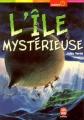 Couverture L'île mystérieuse Editions Le Livre de Poche (Jeunesse - Aventure) 2002
