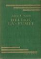 Couverture Belliou la Fumée Editions Hachette (Bibliothèque Verte) 1941