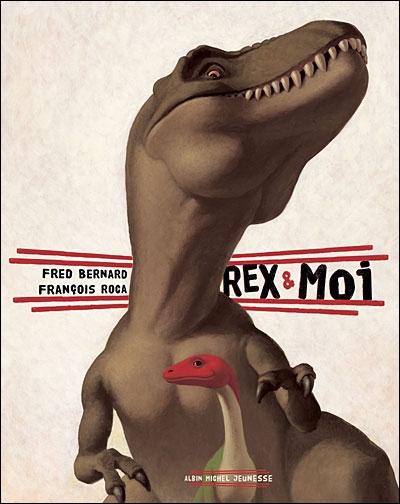 Couverture Rex & moi