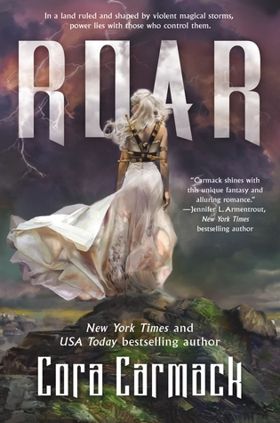 Couverture Stormheart, book 1: Roar