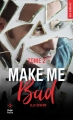Couverture Make me bad, tome 2 Editions Hugo & cie (Poche - New romance) 2017