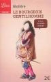 Couverture Le bourgeois gentilhomme Editions Librio (Théâtre) 2015