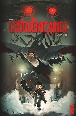 Couverture Croquemitaines, tome 2