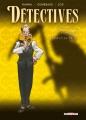 Couverture Détectives, tome 7 : Nathan Else, Else et la mort Editions Delcourt (Conquistador) 2017