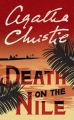 Couverture Mort sur le Nil Editions Harper 1937