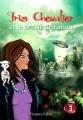 Couverture Iris Chevalier et le cristal de Fatum Editions Librinova 2016