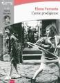 Couverture L'Amie prodigieuse, tome 1 Editions Gallimard  (Ecoutez lire) 2016