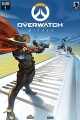 Couverture Overwatch, tome 1 : McCree Editions Dark Horse 2016