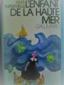 Couverture L'Enfant de la haute mer Editions Gallimard  1973