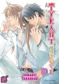 Couverture The tyrant who fall in love, tome 10 Editions Taifu comics (Yaoï) 2017