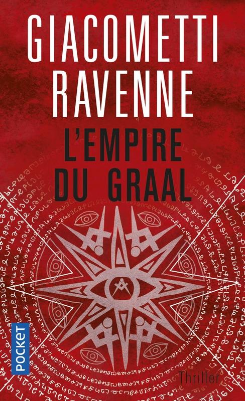 Couverture Commissaire Antoine Marcas, tome 10 : L'empire du Graal