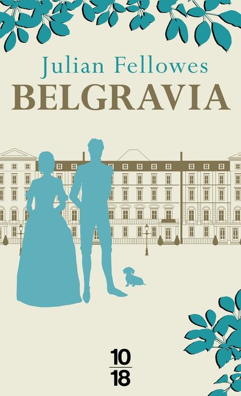 Couverture Belgravia