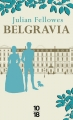 Couverture Belgravia Editions 10/18 2017