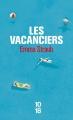 Couverture Les vacanciers Editions 10/18 2017
