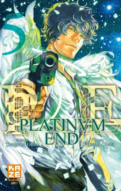 Couverture Platinum end, tome 5
