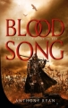 Couverture Blood song, tome 3 : La reine de feu Editions France Loisirs 2017