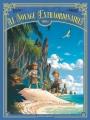 Couverture Le voyage extraordinaire, cycle 2 : Les îles mystérieuses, tome 2 Editions Vents d'ouest (Éditeur de BD) 2017