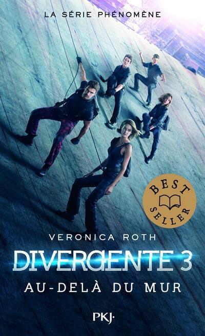 Couverture Divergent / Divergente / Divergence, tome 3 : Allégeance / Au-delà du mur