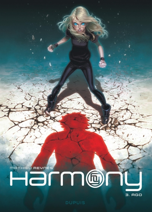 Couverture Harmony, tome 3 : Ago