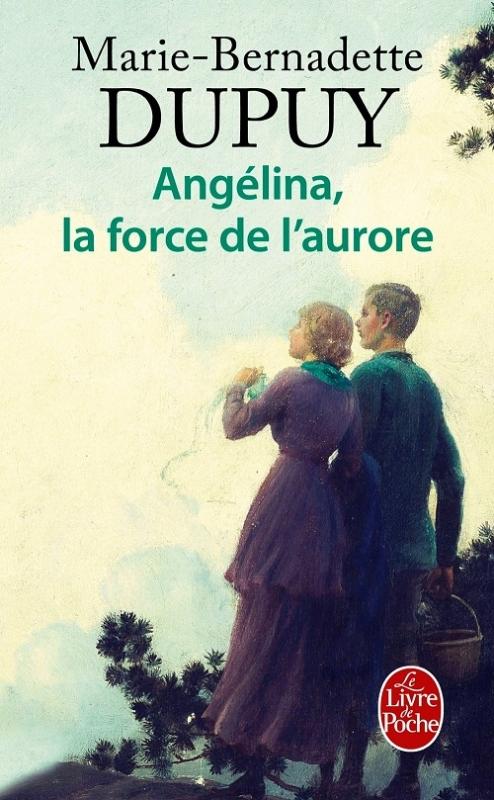 Couverture Angélina, tome 3 : Le souffle de l'aurore / La force de l'aurore
